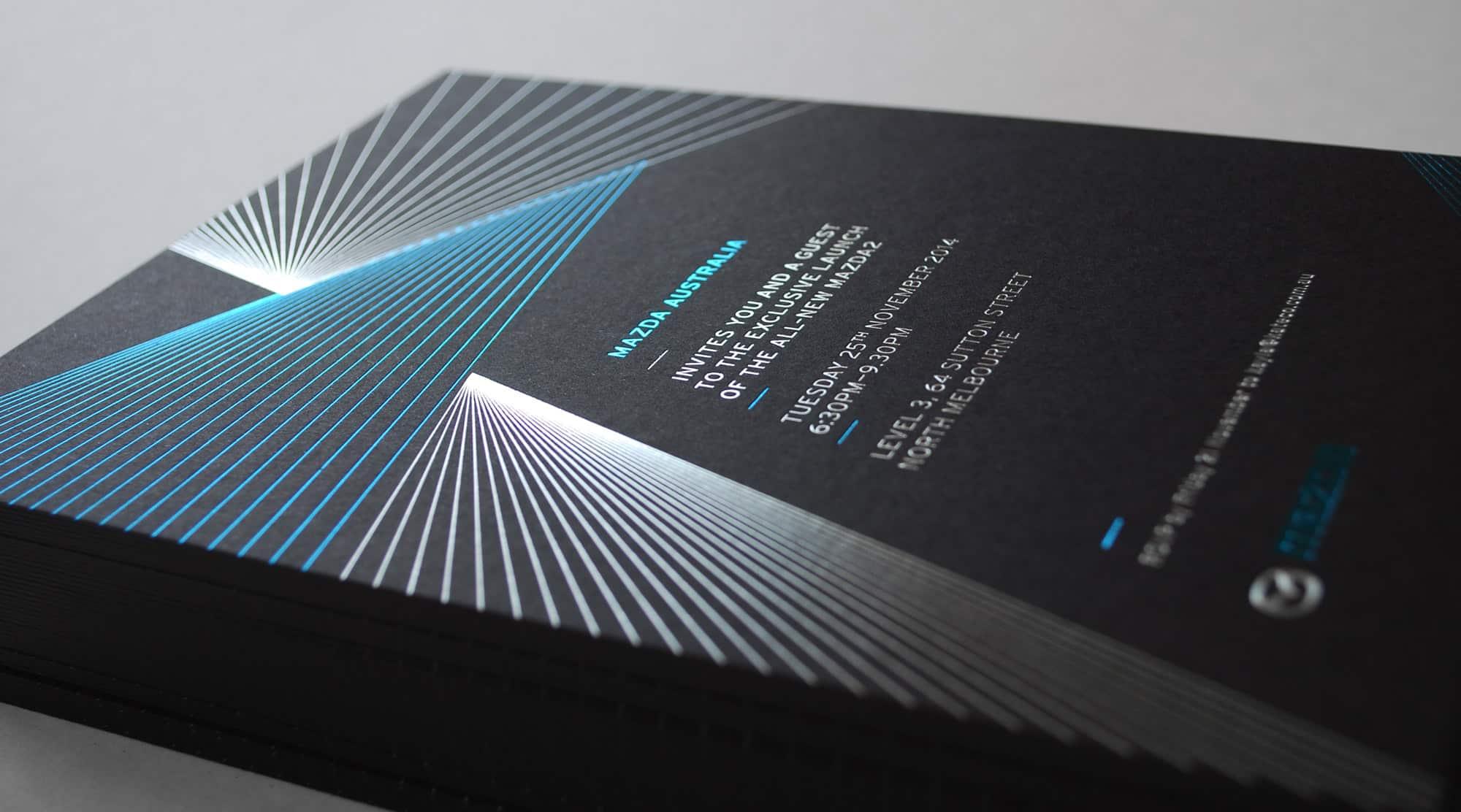 All New Mazda2 - Print Design