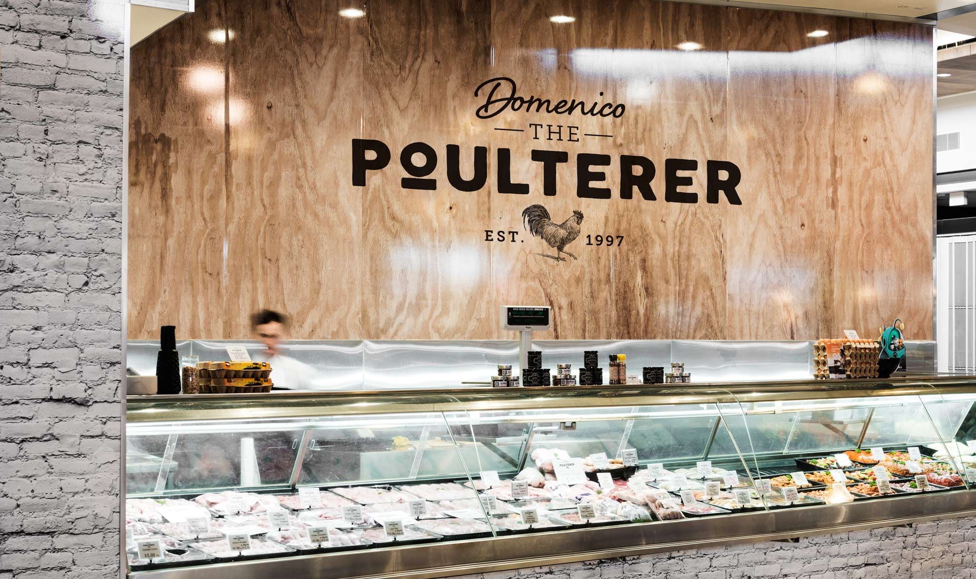 The Poulterer Doncaster - Branding and Store Refit